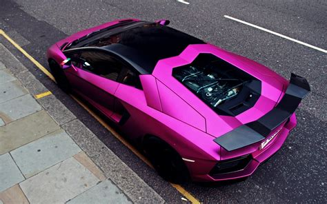 car lamborghini pink purple lamborghini wallpapers images photos pictures