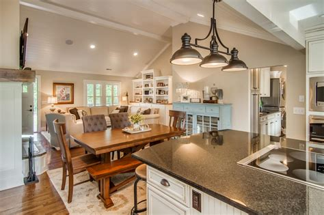 farmhouse kitchen dining room dining room kitchen open photo page hgtv