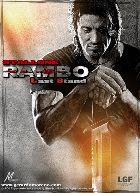 film rambo last blood moreno and rambo last stand by cjz on deviantart