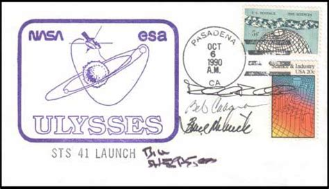 rubber signature sts ulysses satellite