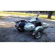 Yamaha Dragstar With Sidecar  YouTube