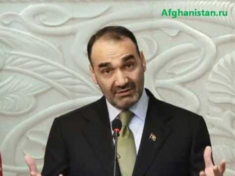 atta mohammad noor biography joint press conference of atta mohammad nour and the