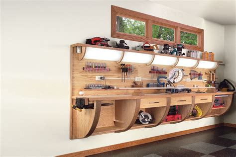 Garage Makeovers by Workbench Inspiration Australian Handyman Magazine