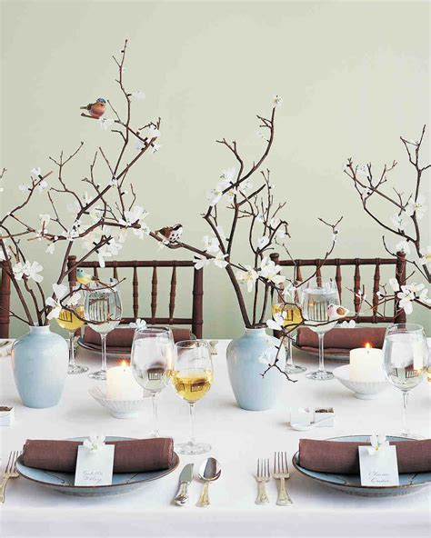25 non floral wedding centerpiece ideas martha stewart