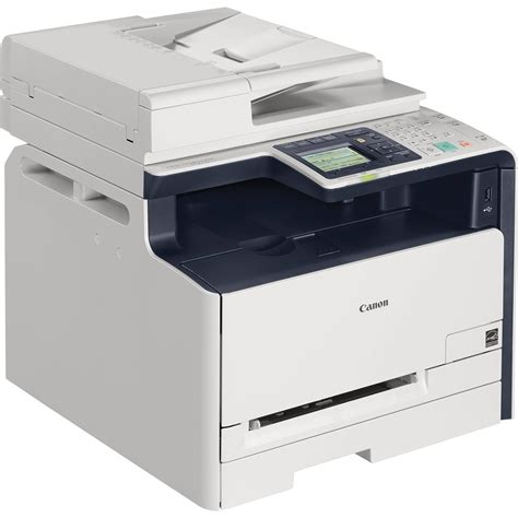 canon color printer canon imageclass mf8280cw wireless color all in one 6848b001aa
