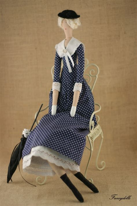 is design doll safe it occurs to me that tilda dolls have approximately same