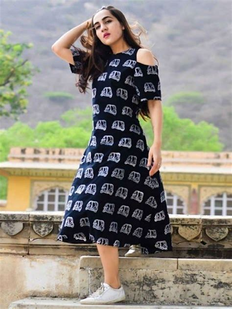 pin   cut kurti designs