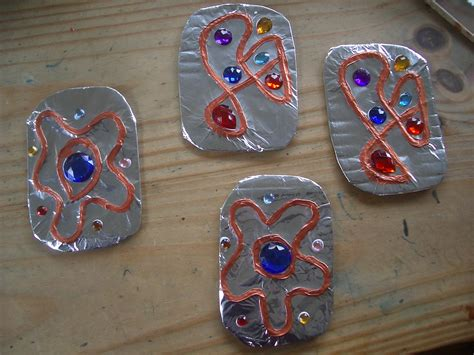 viking crafts for how to make a viking brooch vikings brooches and