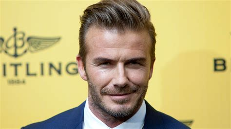 Can David Beckham Make American Athletes More Fashionable by David Beckham In New Belstaff Pret A