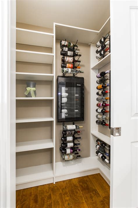custom wine pantry somerset farm  sycamore