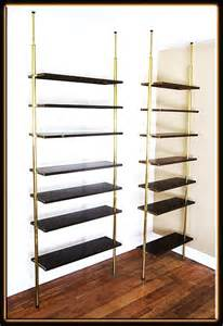 tension pole shelving system pin by rikki reeves on mid century room dividers