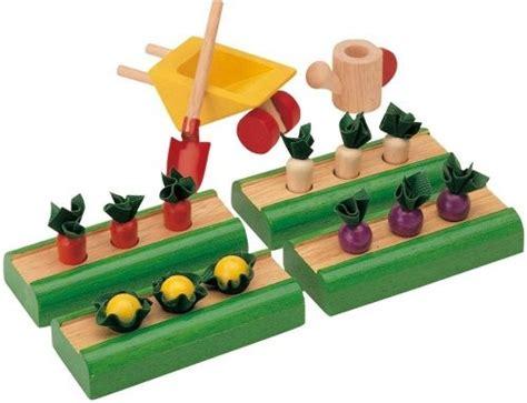 Plan Toys Vegetable Garden Dollhouse Vegetable Garden A Mighty Girl