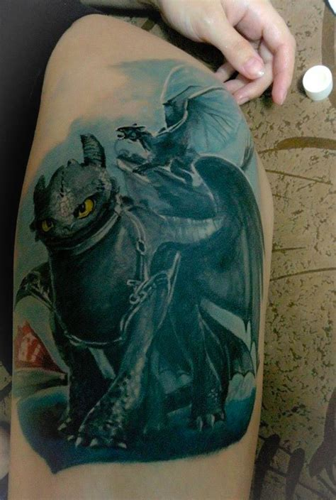 toothless tattoo toothless tattoos toothless