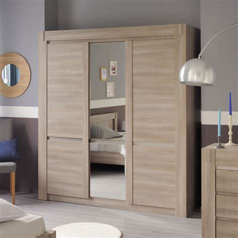 armoire chambre bois cuisine armoire chambre adulte bois chaios cool