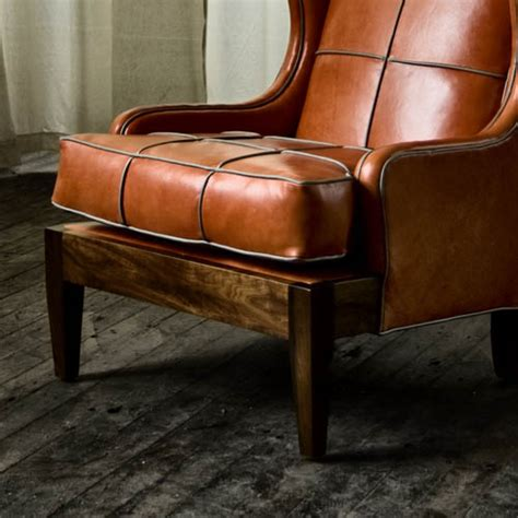 best armchairs for reading royal chair with tomato leather and limestone leather piping