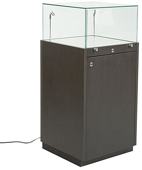 Museum Display Stand Exhibition Fixtures With Led Lighting Display Cabinet Lighting Fixtures
