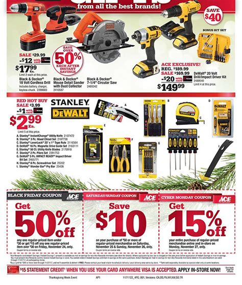 ace hardware instagram ace hardware black friday 2017 tool deals