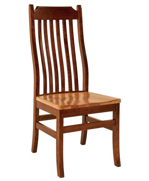 Amish Dining Chair Franklin Dining Chair Amish Direct Furniture