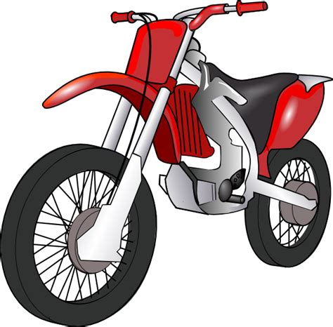 clipart motorcycle technoargia motorbike opt clip art at clker vector