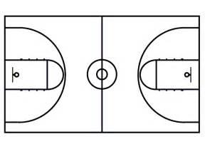 Basketball Court Template by Basketball Court Template New Calendar Template Site