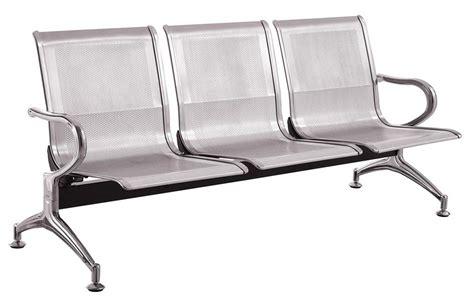 Kursi Tunggu Stainless 3 Dudukan fantoni kursi tunggu bandara office furniture fantoni