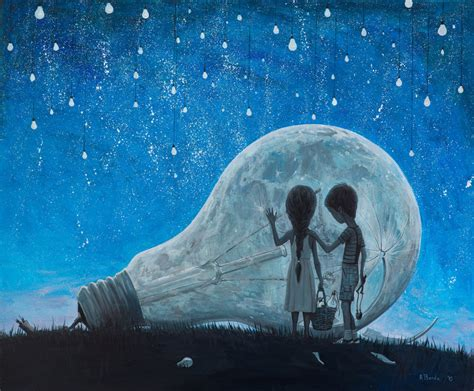 paint nite duration the we the moon painting by borda on