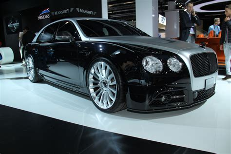 bentley mansory prices frankfurt 2015 mansory bentley flying spur gtspirit