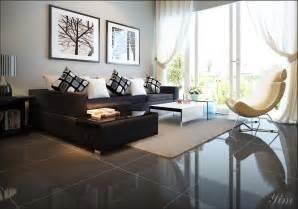 dark living room design ideas modern living room with a dark couch interior design ideas