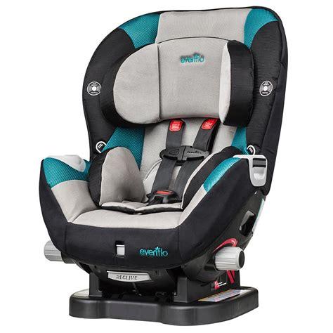 evenflow car seats evenflo triumph lx convertible car seat