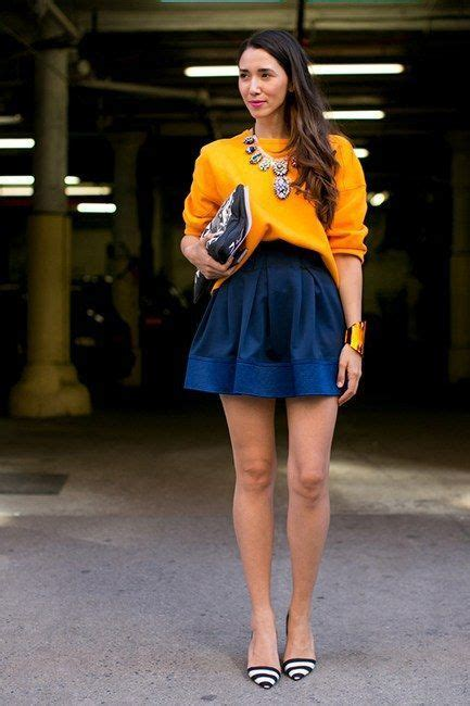 In Style Flash A New Way To by How To Wear A Skirt 7 Modern Ways To Rock The