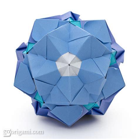 origami unit waltz sonobe by sinayskaya go origami