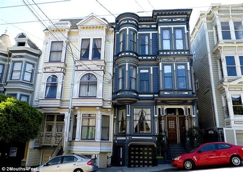 San Francisco's OTHER 'Painted Ladies': Spine chilling