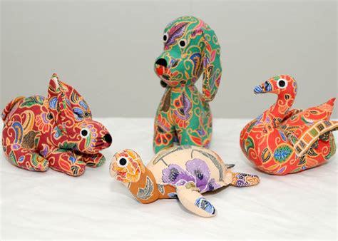 batik souvenirs