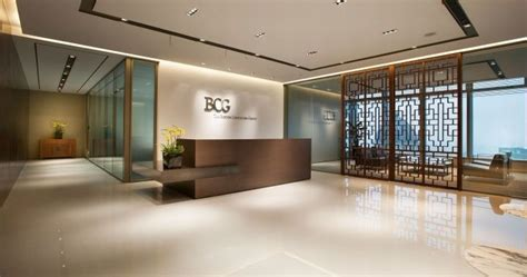 Bcg Pre Mba Reception by Boston Consulting Office By M Moser Associates