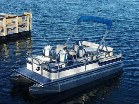small pontoon boats michigan 17 best images about mini pontoon boats on pinterest