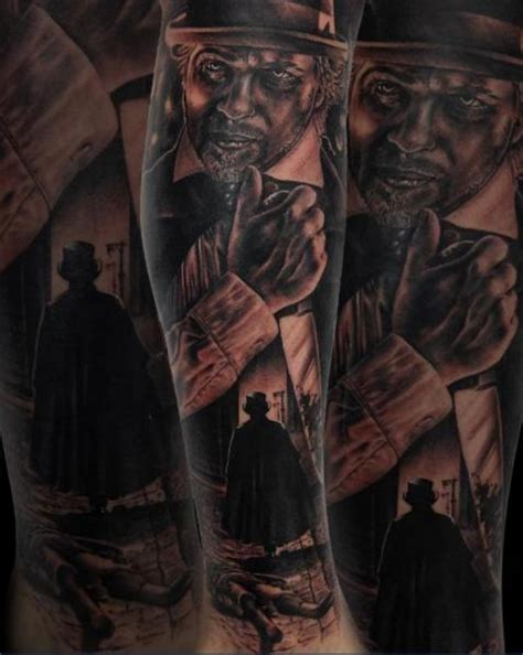 jack the ripper tattoo arm the ripper by drew apicture
