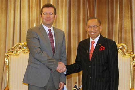Speaker Di Malaysia portal rasmi parlimen malaysia parlimen terima kunjungan hormat speaker republik