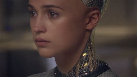 film robot ava ex machina and what the robot apocalypse will look like