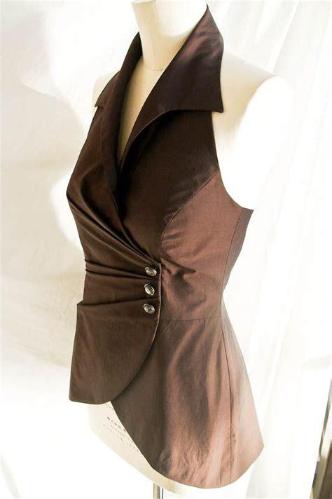 sewing pattern waistcoat lovely waistcoat free pattern sewing ideas pinterest