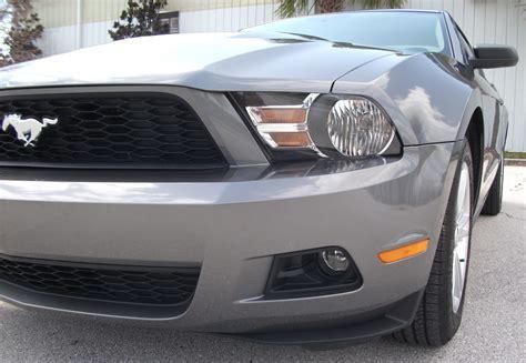 2010 2012 Mustang V6 Oem Style Fog Lights Kit 3500