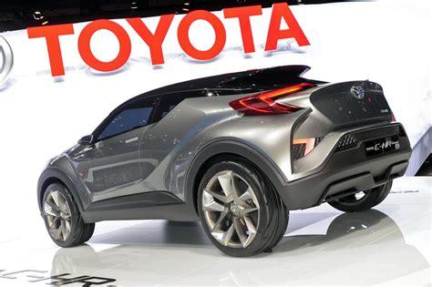 Mazda Toyota Salon De Francfort 2015 100 Crossovers Sportifs Pour