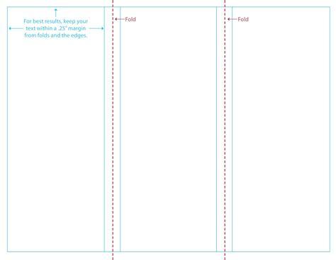 how to make a tri fold brochure in microsoft word 2007 youtube