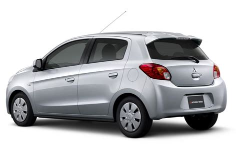 mitsubishi mirage hatchback mitsubishi mirage hatchback pictures carbuyer