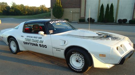 pontiac trans am turbo 1981 pontiac turbo trans am pace car edition t76