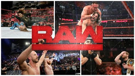 Watch Wwe Raw 2017 05 15 Wwe Raw Preview 5 15 17 5 Things To Watch For