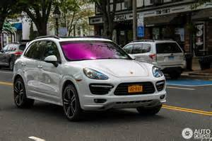 Porsche Cayenne S Turbo Porsche 958 Cayenne Turbo S 15 May 2016 Autogespot