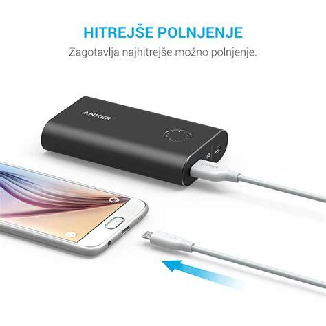 Anker Powerline Kevlar Micro Usb Cable 0 9m 3ft Chargin Murah polnilni kabel usb a v micro b usb 0 9m ojačan s kevlarjem bel anker powerline eventus