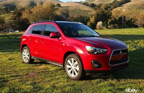 mitsubishi outlander sport 2013 review review 2013 mitsubishi outlander sport ebay motors