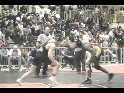 section 3 wrestling ny 2009 nys section 1 d1 wrestling chionships 152 lb final