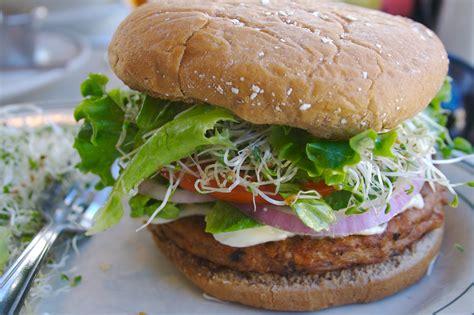 What Is A Garden Burger by File Veggie Burger Flickr User Divinemisscopa Creative